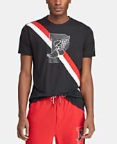 7b35679572892 Polo Ralph Lauren Men s Active Fit P-Wing T-Shirt