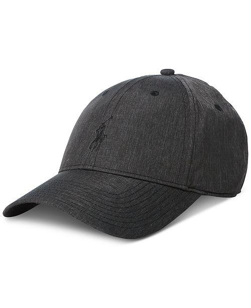 Polo Ralph Lauren Men s Performance Cap - Hats 4cdf631d1644