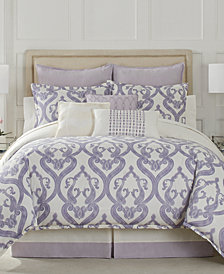 Eva Longoria Black Label Veracruz Collection Queen Comforter Set