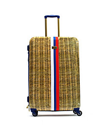 """Macbeth Collection 21"""" Nauti Provence Spinner Suitcase"""