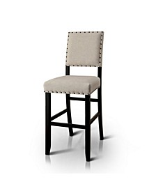 Langly Upholstered Bar Stool (Set of 2)