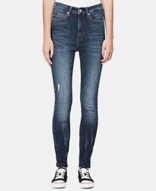Calvin Klein Jeans CKJ 010 Ripped Skinny Jeans