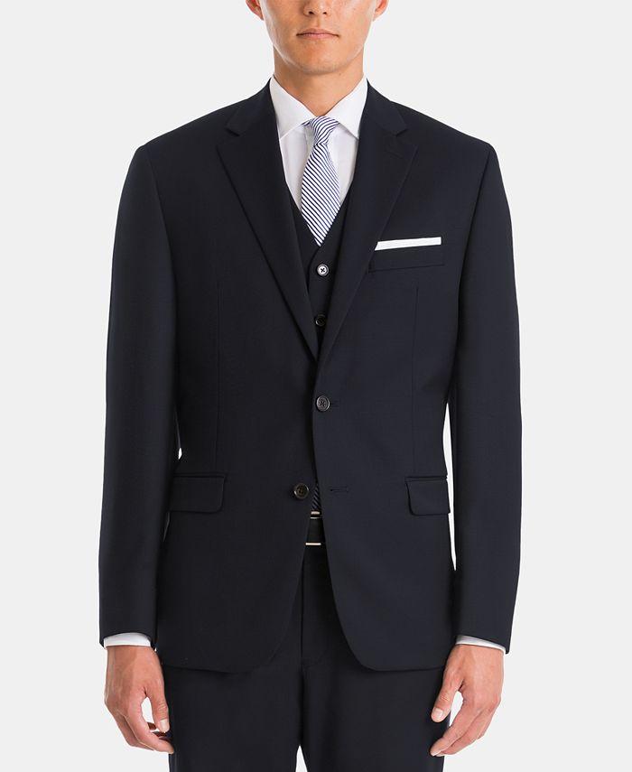 Lauren Ralph Lauren - Men's UltraFlex Classic-Fit Wool Suit Jacket