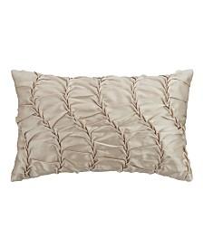 Eva Longoria Black Label Leopard Collection 12X20 Decorative Pillow