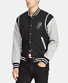 Polo Ralph Lauren Men's P-Wing Baseball Jacket