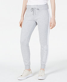Tommy Hilfiger Sport Embroidered Fleece Jogger Pants