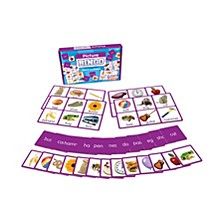 Picture Bingo Learning Educational Game
