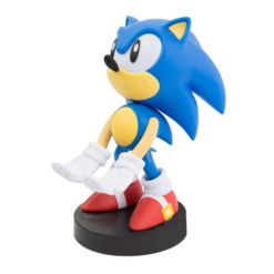 Exquisite Gaming Cable Guy Controller and Phone Holder Classic Sega Sonic
