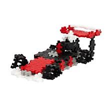 Plus Plus 170 Piece Race Car Building Set