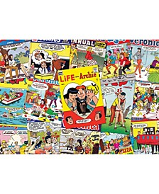 Archie Covers Puzzle 500 Pieces