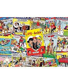 Cobble Hill Archie Covers Puzzle 500 Pieces