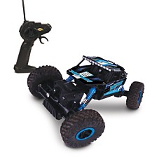 NKOK Mean Machines 1 is to 16 Scale Radio Controlled Rock Crawler Venom RC