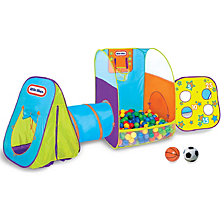 Little Tikes Pop Up Fun Zone Tent