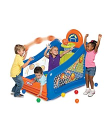 Hoop It Up Play Center Ball Pit