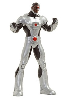 "NJ Croce Justice League Cyborg 8"" Bendable Figure"