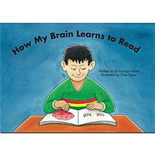 How My Brain Learns to Read Childrens Book