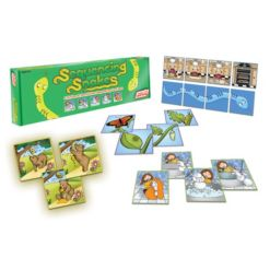 Junior Learning Sequencing Snakes Develop Comprehension and Oral Language