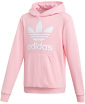 945127d29e1e adidas Originals Big Girls Logo-Print Hoodie