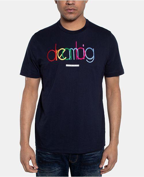 57c521fd003 Sean John Men s Dream Big Graphic T-Shirt   Reviews - T-Shirts - Men ...