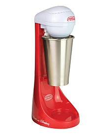 Nostalgia Coca-Cola Limited Edition Two-Speed Milkshake Maker