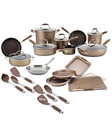Anolon Advanced Hard-Anodized 27-Pc. Cookware Set