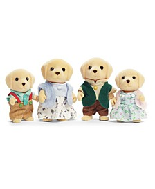 Critters - Yellow Labrador Family