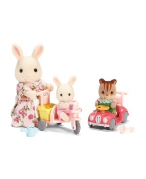 Calico Critters - Apple And JakeS Ride N Play