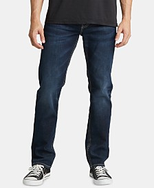 Silver Jeans Co. Men's Eddie Relaxed Athletic Jeans
