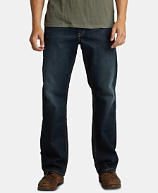 Silver Jeans Co. Men's Gordie Loose Straight Jeans