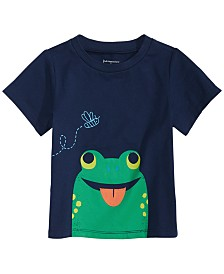 First Impressions Baby Boys Toad T-Shirt, Created for Macy's