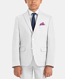 Little Boys Linen Suit Jacket