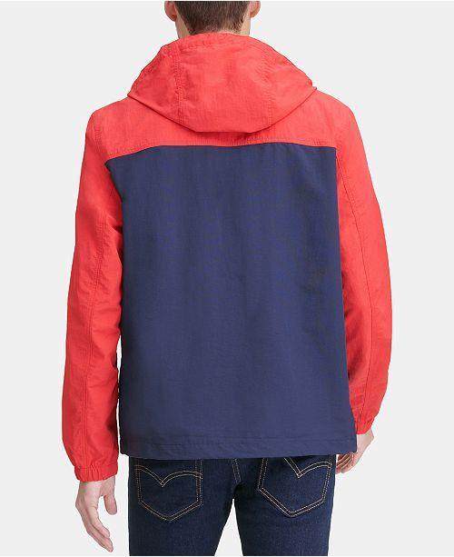 4b3848d8b Men's Taslan Popover Jacket, Created for Macy's