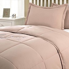 Lotus Home Water and Stain Resistant Comforter Mini Set Collection