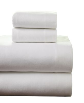 Superior Weight Cotton Flannel Sheet Set - Full