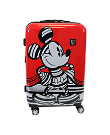 "FUL Disney Mickey 29"" Hardside Spinner Suitcase"