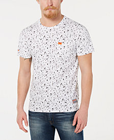 Superdry Men's Splatter Pocket T-Shirt