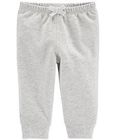 Carter's Baby Girls Cotton Jogger Pants