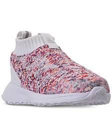 adidas Toddler Boys' RapidaRun Laceless Knit Running Sneakers from Finish Line