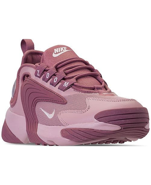 new products eac62 40d27 ... Nike Women s Zoom 2K Running Sneakers from Finish ...