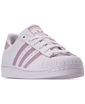 00f2885aa47 adidas Women s Superstar Casual Sneakers from Finish Line