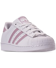 adidas Women's Originals Superstar Casual Sneakers from Finish Line