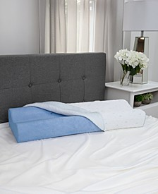 Cold Touch Contour Gel-Infused Memory Foam Pillow Collection