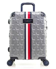 "Tommy Hilfiger Starlight Hardside 21"" Upright Luggage"
