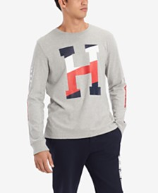 Tommy Hilfiger Men's Lionel Graphic Shirt, Created for Macy's