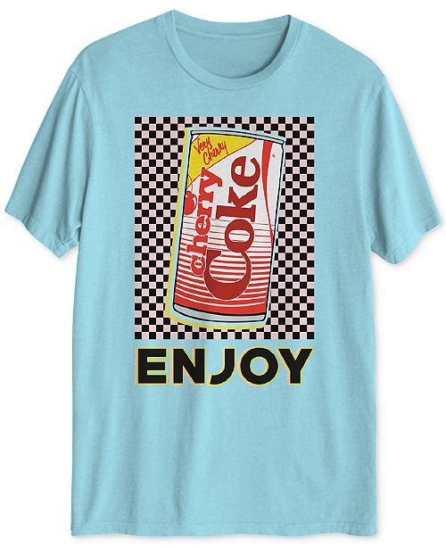 25e33095 Hybrid Cherry Coke Men's Graphic T-Shirt & Reviews - T-Shirts - Men ...