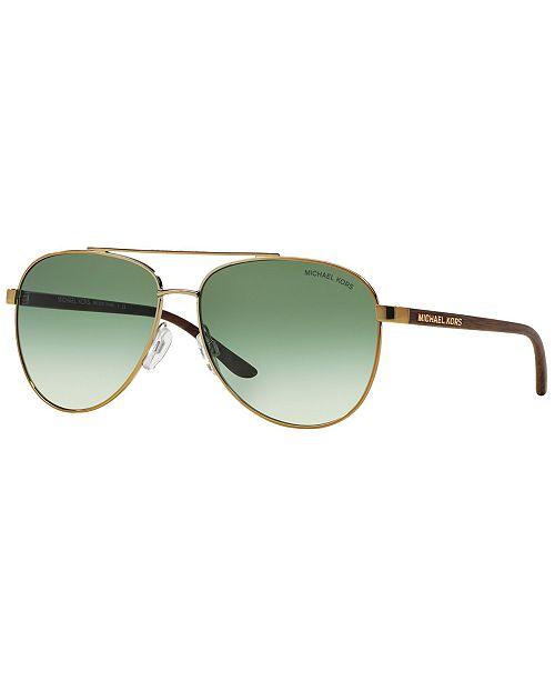 bba1e7552d ... Michael Kors HVAR Sunglasses