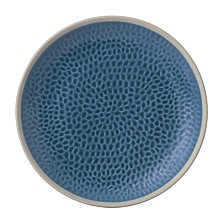 Royal Doulton Exclusively for Maze Grill Hammer Blue Salad Plate