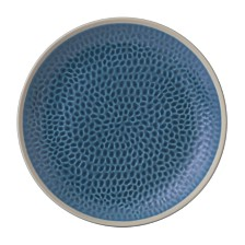 Royal Doulton Exclusively for Gordon Ramsay Maze Grill Hammer Blue Salad Plate