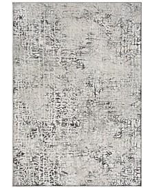 """Surya Quatro QUA-2309 Silver Gray 9'3"""" x 12'3"""" Area Rug"""