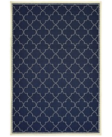 "Oriental Weavers Marina 6025 6'7"" x 9'6"" Indoor/Outdoor Area Rug"